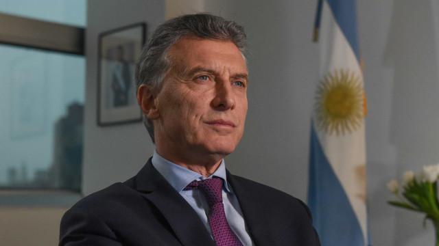 Presidente argentino é convocado a depor por corrupção