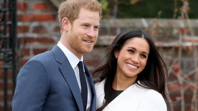 Divulgado trailer de filme sobre romance do príncipe de Harry e Meghan