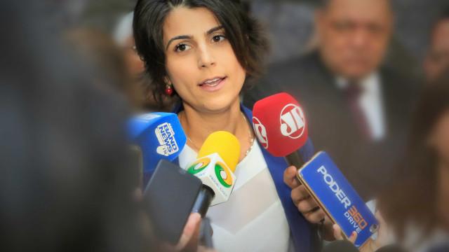 D'Ávila fala em apoio ao PT e ataca Bolsonaro: 'Parlamentar invisível'