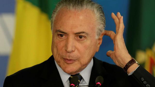 Menos de 1 em 10 brasileiros classifica governo Temer ótimo ou bom