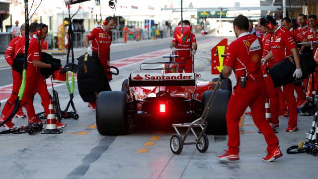 Ameaça de deixar F1 é 'séria', diz presidente da Ferrari