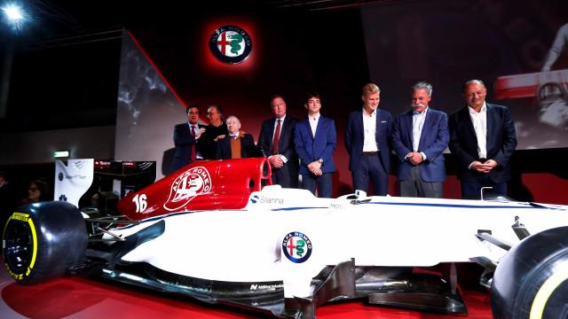 Alfa Romeo Sauber terá Ericsson e Leclerc como pilotos