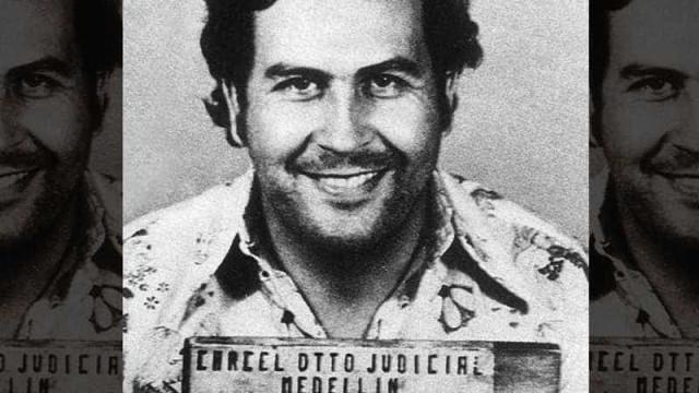 Justiça manda tirar posse de bens da viúva de Pablo Escobar