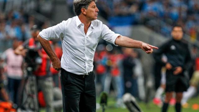 'Minha hora vai chegar', diz Renato Gaúcho sobre treinar a seleção