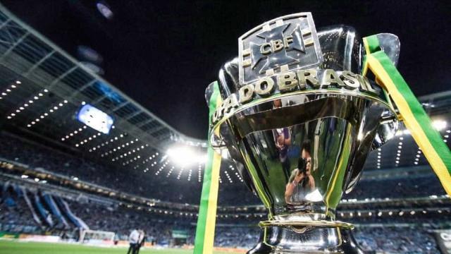 CBF divulga tabela da Copa do Brasil, que começa com 40 jogos