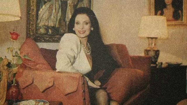Morre aos 88 anos a socialite Carmen Mayrink Veiga