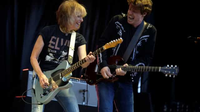 Banda The Pretenders vai abrir shows de Phil Collins no Brasil