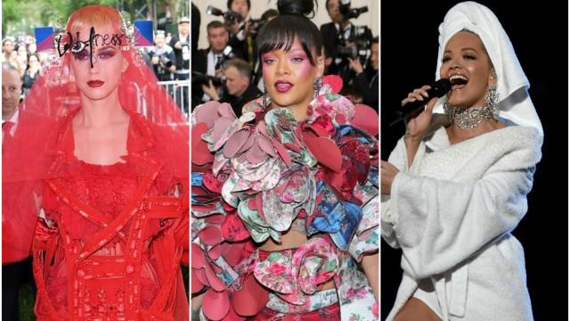 Relembre os looks mais polêmicos das celebridades em 2017