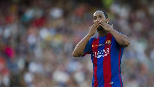 Barcelona jogará no Brasil em 2018 contra o… 'Pernambuco Legends'