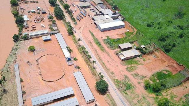 Chuvas deixam ao menos três mortos e quatro desaparecidos em MG