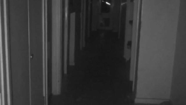 Suposto fantasma é filmado em palácio na Inglaterra