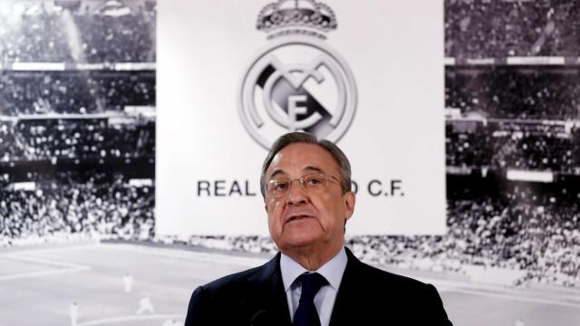 Florentino Pérez traça plano B, caso Neymar não vá para o Real