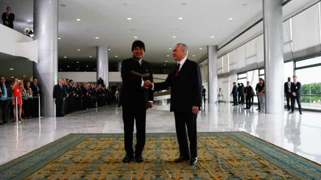 Cirurgia faz Temer tomar precauções na volta ao trabalho em Brasília