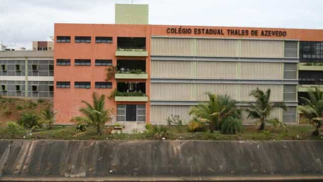 Plantação de maconha é descoberta em colégio de Salvador