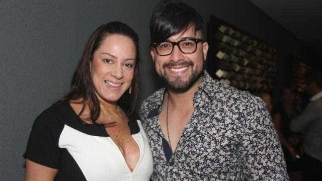 Silvia Abravanel celebra aniversário de casamento após prisão do marido