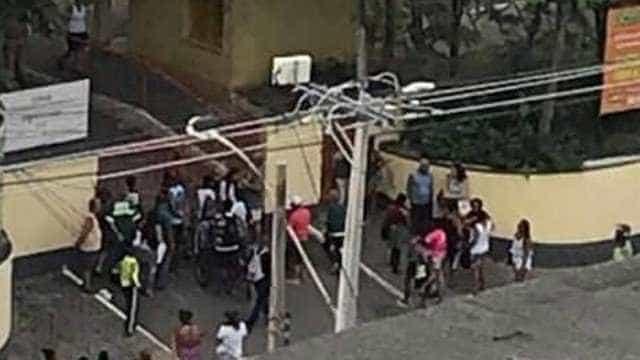 Diretor de horto é morto com 12 tiros ao chegar para trabalhar no RJ