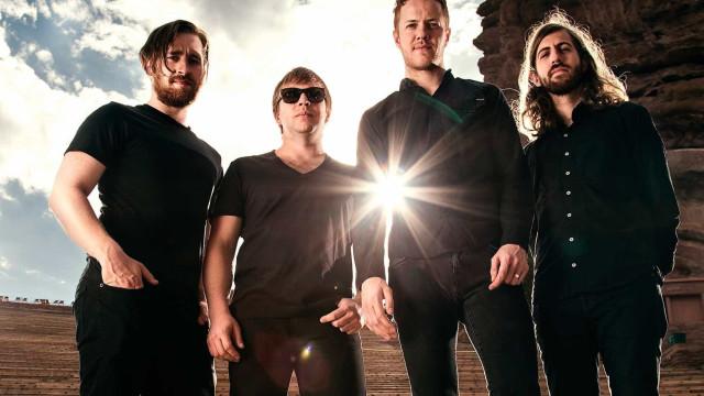 Atração do Lollapalooza, Imagine Dragons fará show em 2018