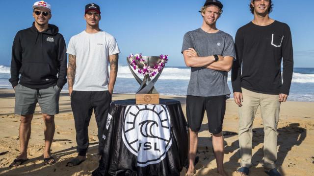 Vai começar a final do Mundial de Surfe 2017: quem será o campeão?