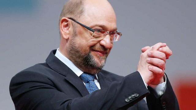 Político alemão quer criar os 'Estados Unidos da Europa'