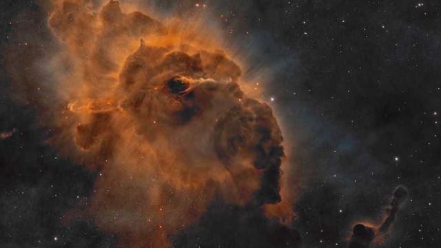 Estrela com grande capacidade de destruição é flagrada pela NASA