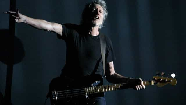 TSE intima produtores dos shows de Roger Waters no Brasil
