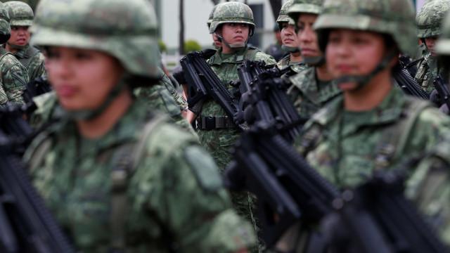 Exército apreende 1,2 tonelada de skank no Amazonas; militares feridos