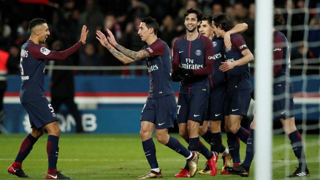 Sem Neymar, PSG derrota Lille e aumenta vantagem na liderança