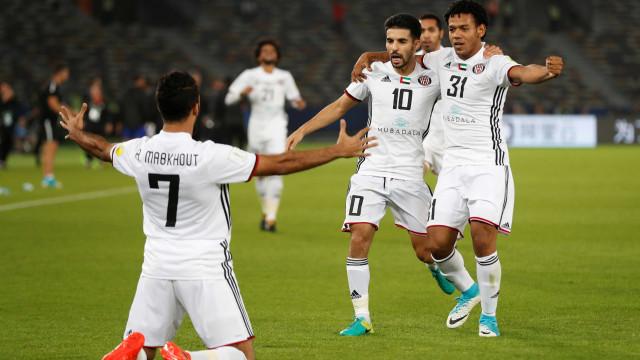 Com Romarinho decisivo, Al Jazira vence Urawa e enfrenta o Real na semi