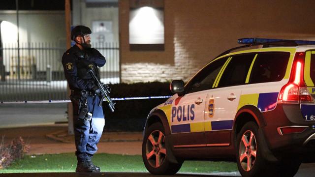 Polícia impede manifestação neonazista no sul da Suécia