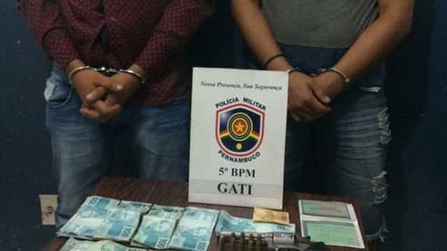Dupla é presa após roubar 582 botijões de gás no Piauí