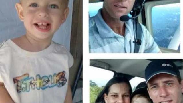 Avião com piloto e sua família desaparece em MT