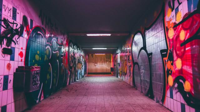 Encontro reúne grafiteiros do Brasil e da América Latina