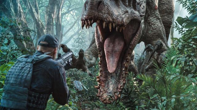 'Computação é último recurso' de novo 'Jurassic World'