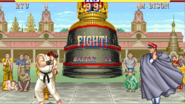 Street Fighter será relançado em coletânea com 12 títulos da franquia