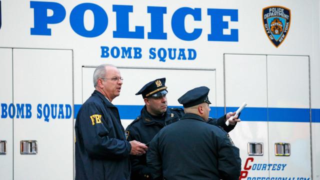 Explosão no metrô de Nova York causa pânico em Manhattan; veja fotos