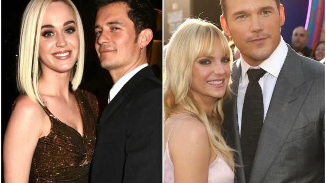 Relembre as celebridades que se separaram em 2017