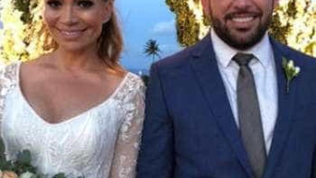 Solange Almeida se casa em Fortaleza com festão para 500 convidados