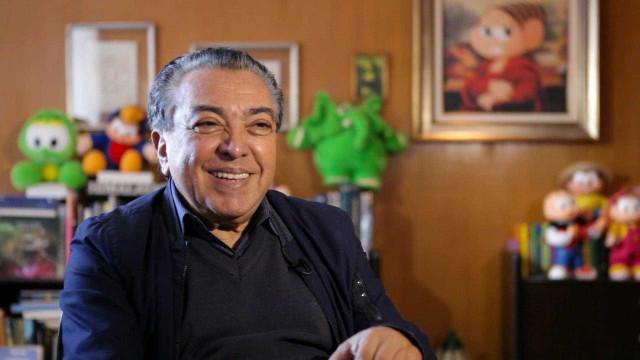 Mauricio de Sousa pode entrar em livro dos recordes com 'Gibizão'