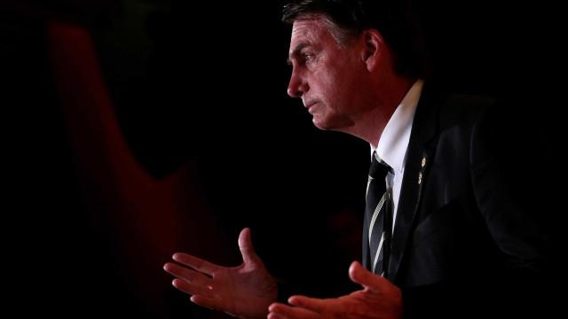 Bolsonaro chega ao Japão para giro pela Ásia