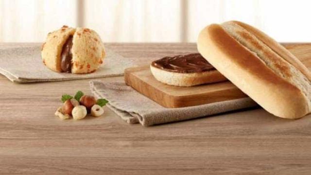 McDonald's lança pão de queijo e sanduíche recheados com Nutella