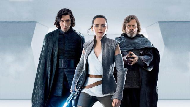 'Os Últimos Jedi' tem a segunda melhor estreia da história nos EUA