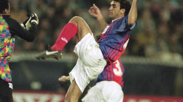 PSG eliminou o Real há 24 anos com gol brasileiro