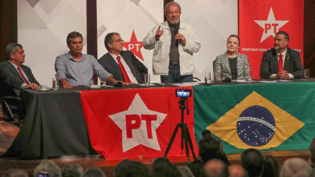 'Não quero ser candidato se for culpado', diz Lula
