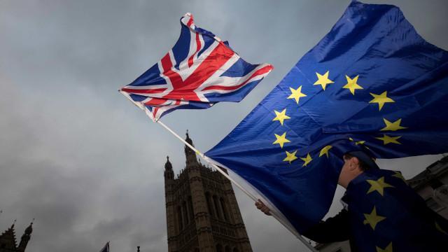 Reino Unido cogita cenário 'apocalíptico' após Brexit