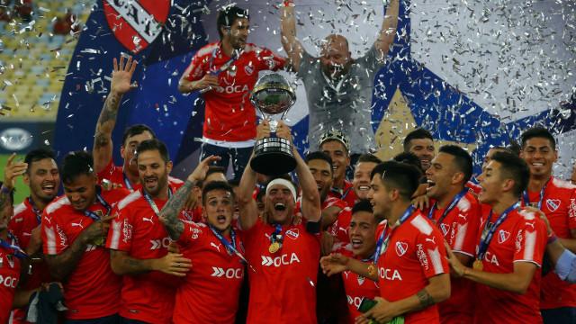 Flamengo não supera o Independiente e é vice da Copa Sul-Americana