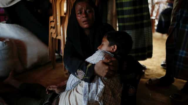 Birmaneses mataram ao menos 6.700 rohingyas
