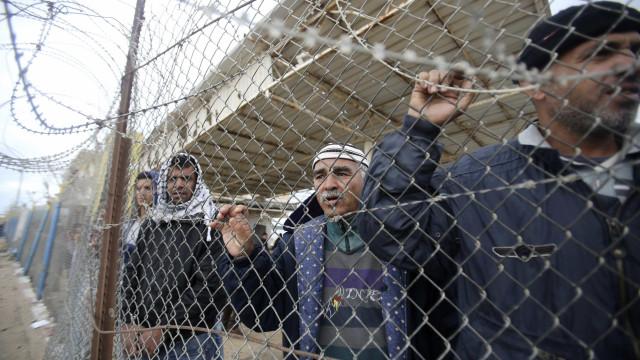 'Por segurança', Israel fechará fronteira com a Faixa de Gaza