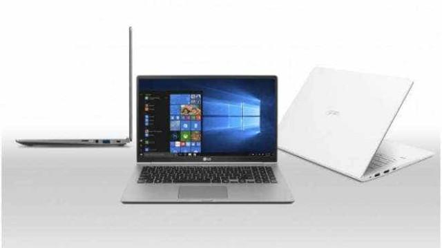Novos notebooks da LG prometem aguentar um dia inteiro longe da tomada