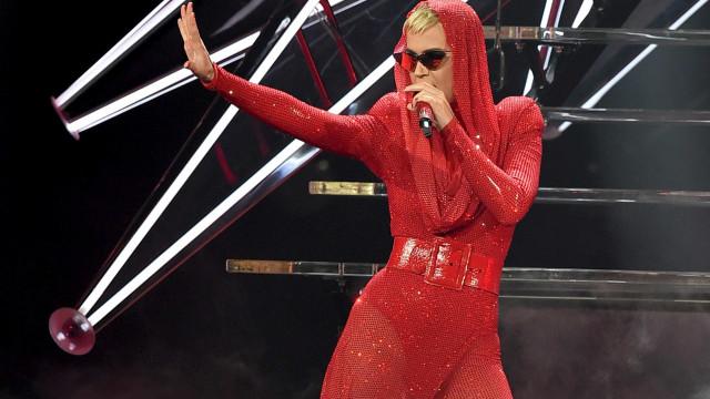 Katy Perry altera rota de turnê brasileira marcada para março de 2018
