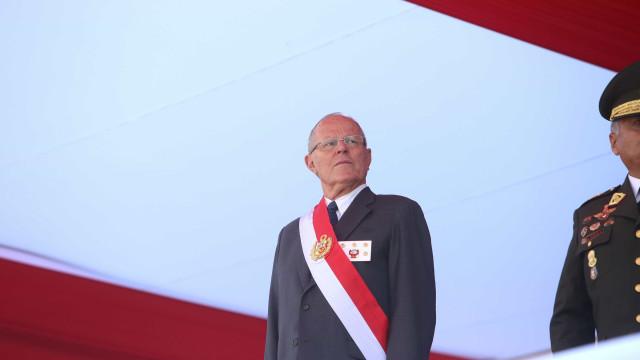 Presidente do Peru pede 'calma' a moradores após terremoto